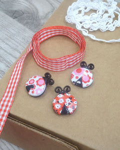 LADYBUG LOVE - Special Edition DIY Wall Hanging Kit