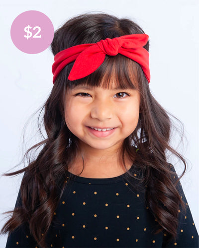 Finishing Touch Headband - Rouge