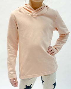 Free to Be Pullover - Rose