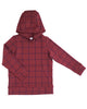 Load image into Gallery viewer, Unisex I Spy Hoodie - Fig Windowpane