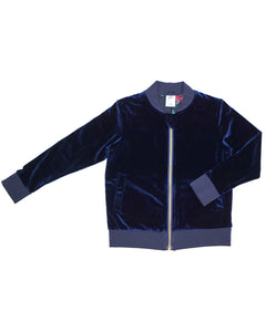 Icing On The Cake Jacket - Midnight Blue