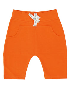 Just Beachy Shorts - Tangerine