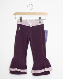 On The Slopes Pants - Purple - Size 2