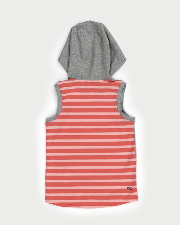 Keep It Cool Tank - Watermelon Punch Stripe