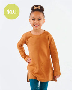 Little Miss Tunic - Autumn