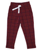Load image into Gallery viewer, Look'n Fine Pants - Fig Windowpane