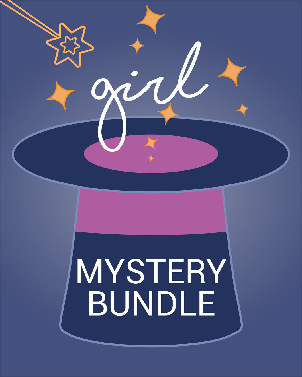 3-Piece Mystery Bundle - Girl