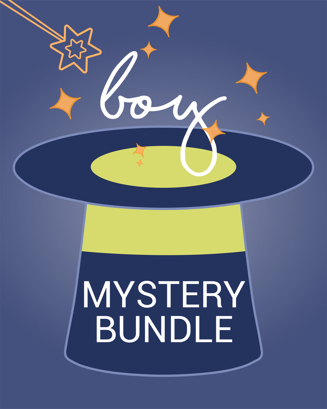 3-Piece Mystery Bundle - Boy