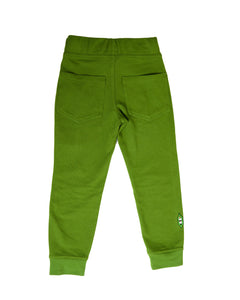 On The Move Pants - Moss