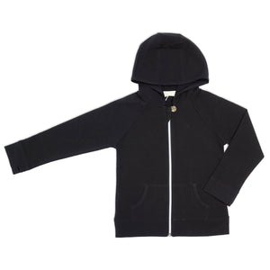 On The Go Hoodie - Black