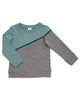 Load image into Gallery viewer, Pave The Way Pullover - Sea Pine