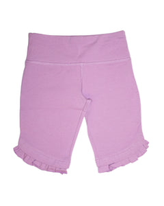Peekaboo Best Shorts -Violet