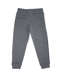 Racer Pants - Heather Grey