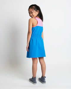 Sweet Escape Dress - Bluebell