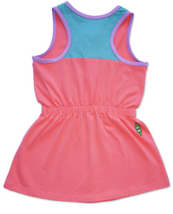 Sweet Escape Dress - Pink Punch