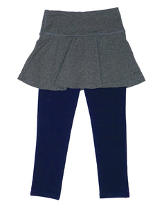 Twirling Leggings - Midnight Blue