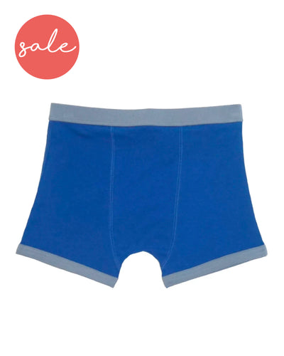 Underbeans Brief - Monarch Blue
