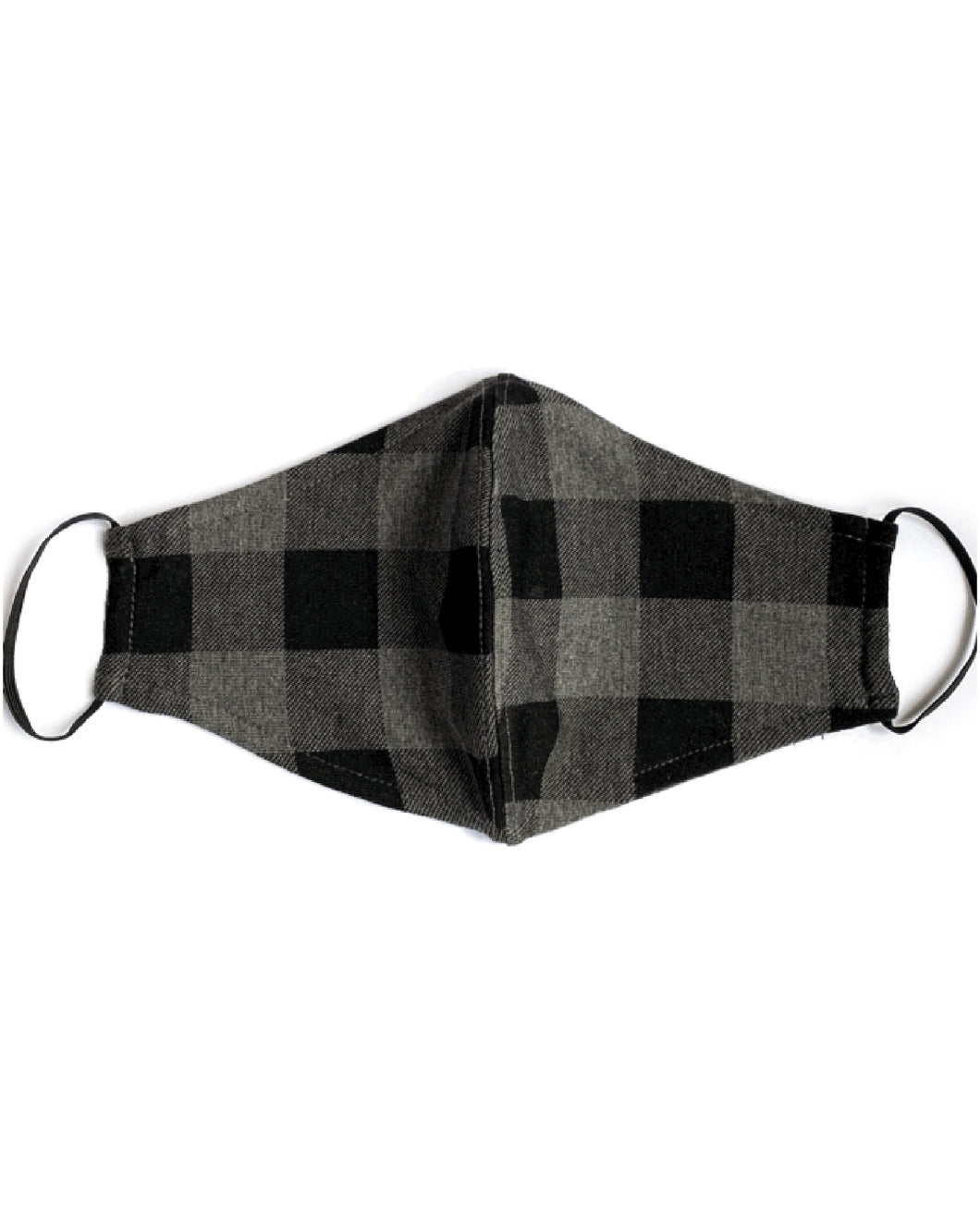 Filter This Nose Blanket - Grey Plaid