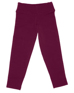 Warm Way Leggings - Fig
