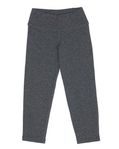 Warm Way Leggings - Heather Grey