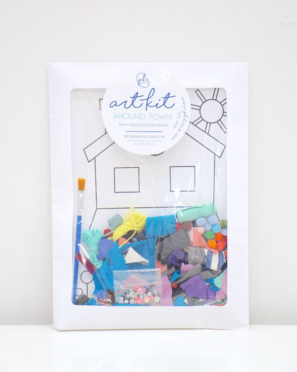 ART KIT - Around Town - PARTY PACK