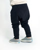 Load image into Gallery viewer, Baby Bean Pants - Black