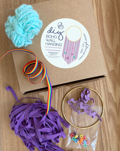 PK RePlay DIY Boho Wall Hanging Kit