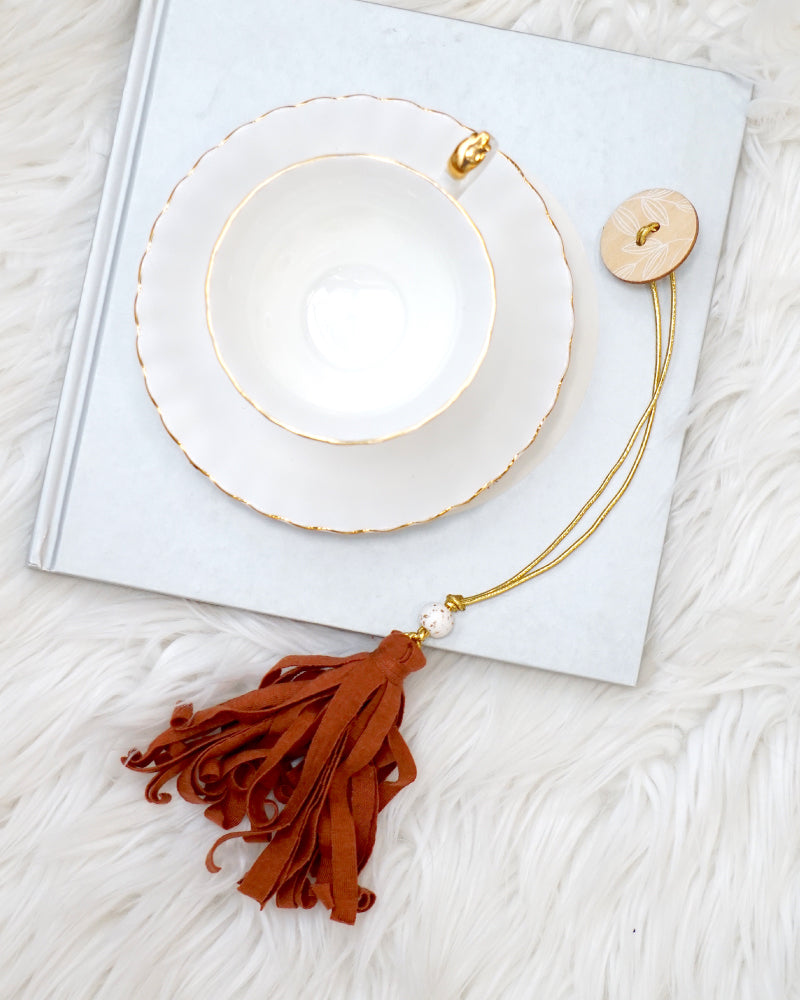 Tassel Book Mark