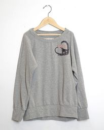 Endless Summer Sweatshirt - Heather Grey - Size 10