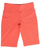 Load image into Gallery viewer, Peekaboo Bermuda Shorts - Pink Punch