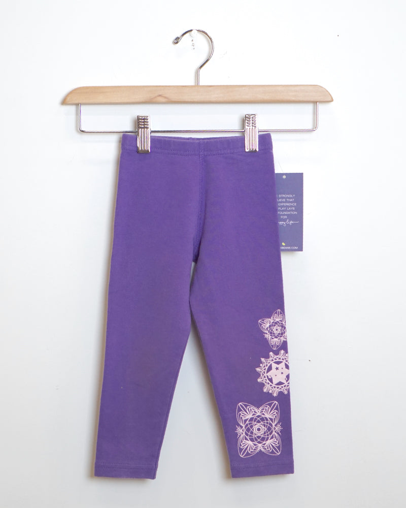 Snowcape Leggings - Size 2