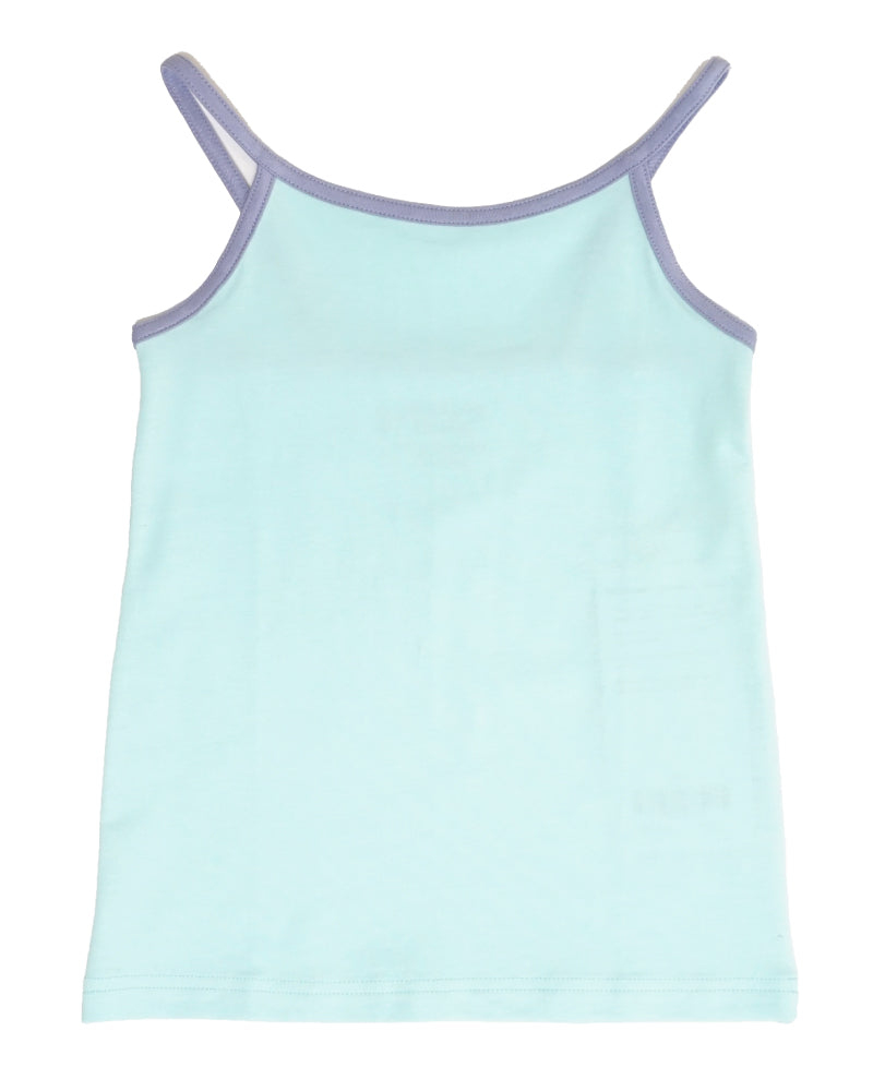 Underbeans Undershirt - Sea Glass