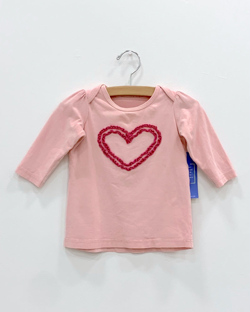 My Heart Tunic - Size 12 Months