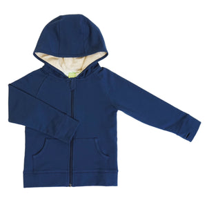On The Go Hoodie - Navy