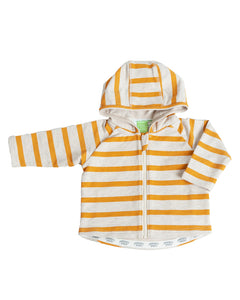 Play Away Jacket - Sunflower Stripe