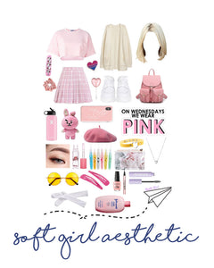 Aesthetically Me! by Colbie Mak DIY Wall Hanging Kit - SOFT GIRL