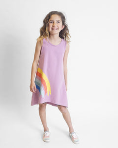 True Colours Dress - Violet