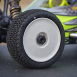 TPRO 1/8 OffRoad Harpoon Racing Tire Pre-Mounted (Soft Compound) (2)