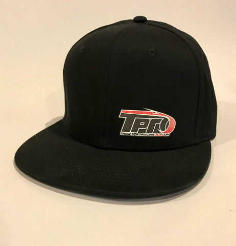 TPro Racing USA Flat Bill Hat