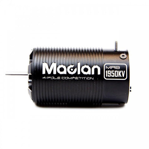 Maclan MR8 1/8th Scale Buggy Competition Brushless Motor (1950Kv) - MCL1021