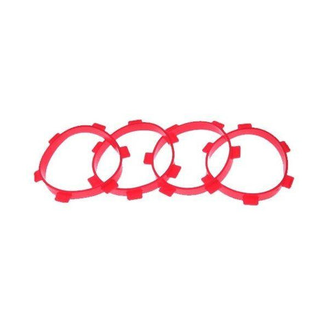 Ultimate Racing 1/8 Tire Mounting Bands (4pcs) UR8402