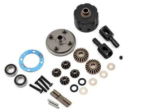 HB Racing Lightweight Front/Rear Differential Set HBS109835