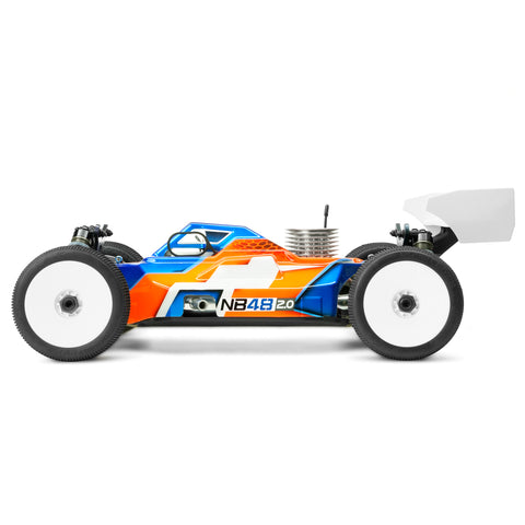 ***PRE-ORDER***  Tekno NB48 2.0 1/8th 4WD Competition Nitro Buggy Kit - TKR9300