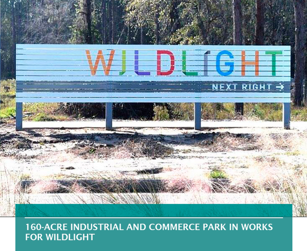 160-acre industrial and commerce park in works for Wildlight