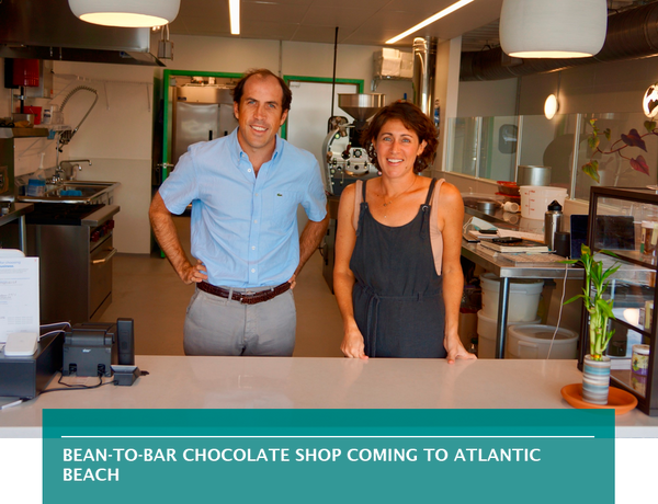 Bean-to-bar chocolate shop coming to Atlantic Beach