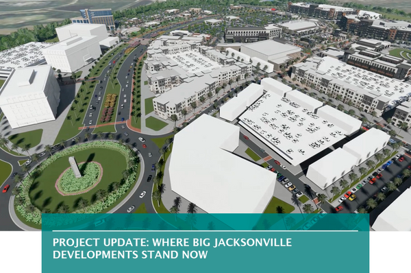 Project update: Where big Jacksonville developments stand now