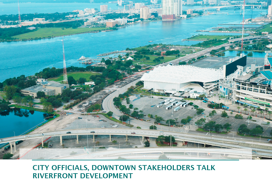 City officials, Downtown stakeholders talk riverfront development
