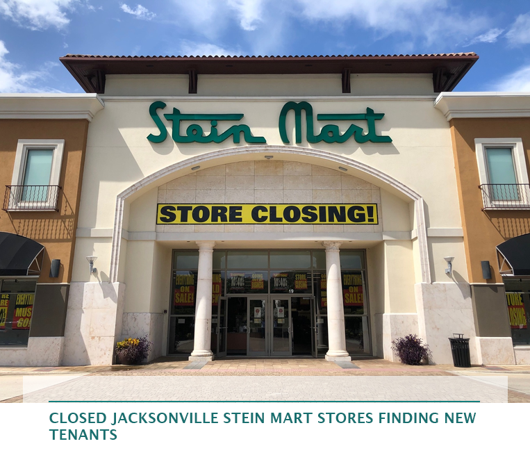 Closed Jacksonville Stein Mart stores finding new tenants