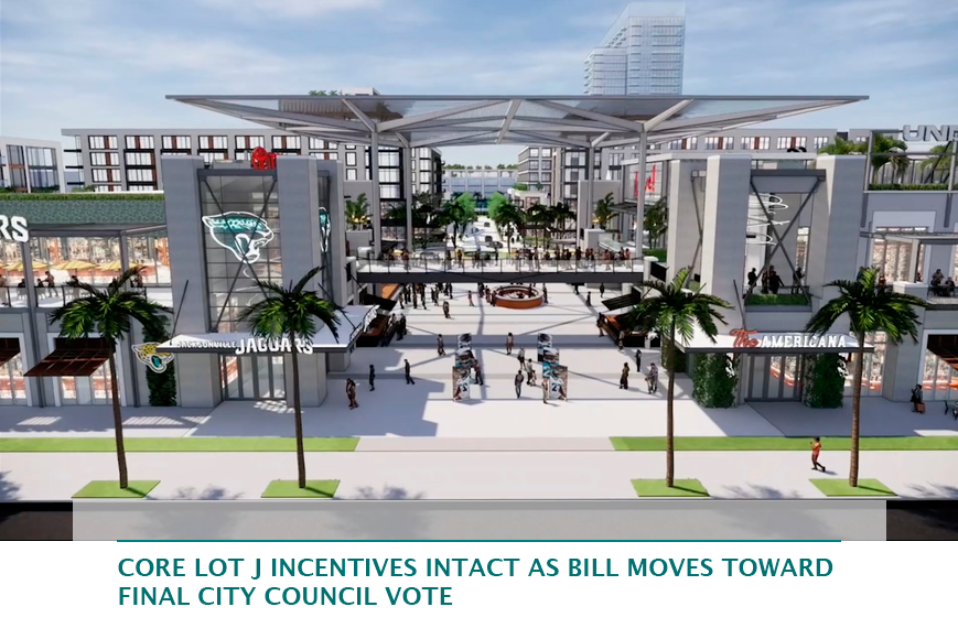 Core Lot J incentives intact as bill moves toward final City Council vote