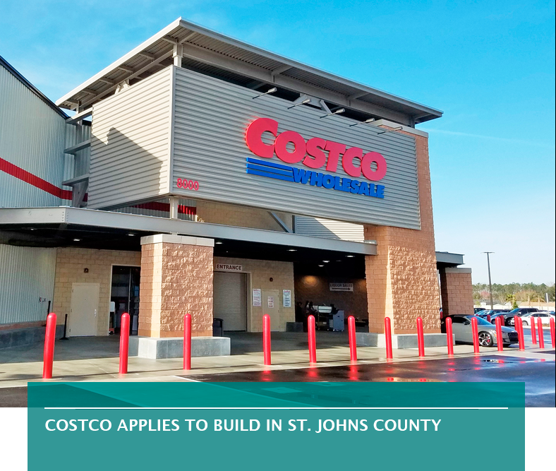 Costco applies to build in St. Johns County